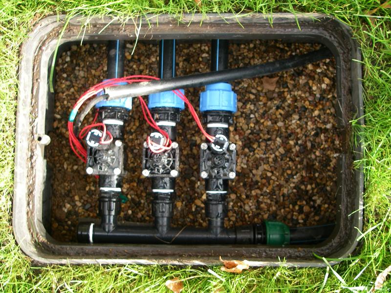 Автоматическая поливалка для огорода своими руками